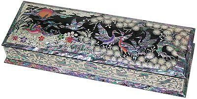 Desktop wood  Fountain pen stand pencil case box vase holder fine tree 910