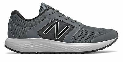 New Balance Men's 520v5 Shoes Lead with Light Aluminum & Black