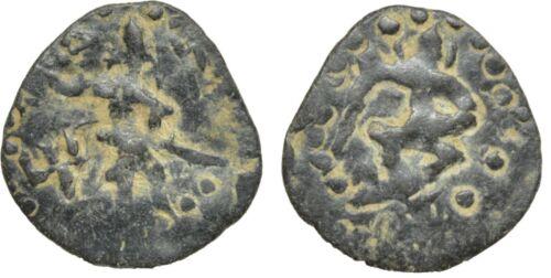 Kushan Dynasty, Copper Unit, Rare