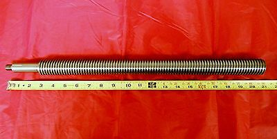 Bridgeport Mill Part J Head Milling Machine Elevating Screw 2061238 M1071 New