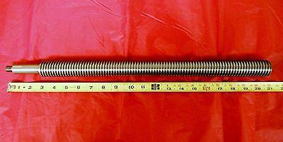 Bridgeport Mill Part J Head Milling Machine Elevating Screw 2061238 M1071 New