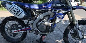 Yz450f fuel injected