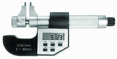 0.2 - 1.2 5 - 30mm Electronic Inside Micrometer