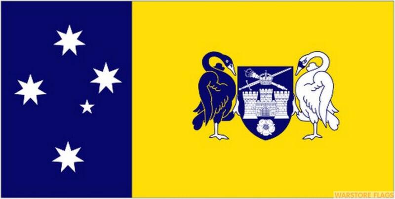 AUSTRALIA CAPITAL TERRITORY FLAG 3X2 feet 90cm x 60cm FLAGS Australian