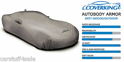 COVERKING AUTOBODY ARMOR all weather CAR COVER 2011 2013 Bentley Continental GT