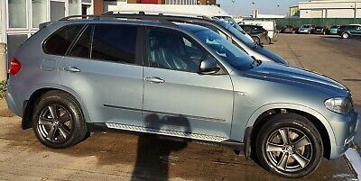 2007 BMW X5 Fully Loaded Loads of Options 12 month MOT Reduced to £5995.00