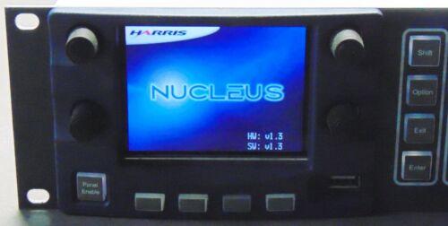 Harris Leitch Nucleus Network Control Panel