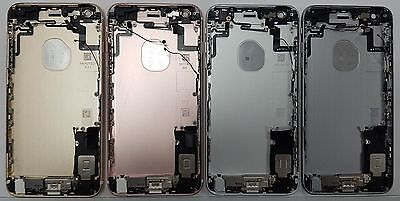 Genuine Apple iPhone 6 6S 6+ 6S+ 7 7+ Plus Back Rear Housing Cover with Parts C