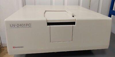 Shimadzu Uv-2401pc Recording Spectrophotometer