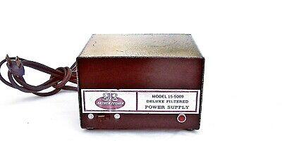Rare Arthur Fulmer 15-5009 Regulated Power Supply