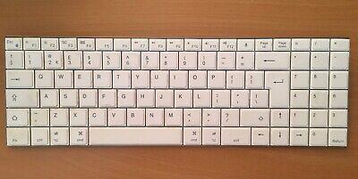 iWantit wireless bluetooth keyboard. Apple Mac UK layout. Battery operated