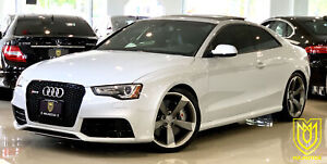 2013 Audi RS 5 NO ACCIDENT|SERVICED BY AUDI|450HP|B&O|SUPER CLEA