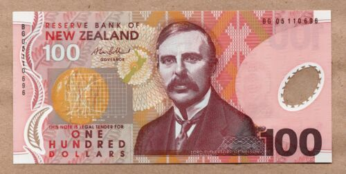 NEW ZEALAND - 100 DOLLARS - ND2005 - P189b - UNCIRCULATED