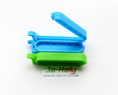 500pcs wholesale Dialysis Tubing Closure clamp locking dialysis clip for lab use