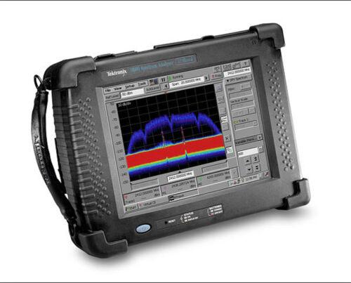 Tektronix Sa2500 6.2 Ghz Handheld Spectrum Analyzer Refurbished Calibrated Wrnty