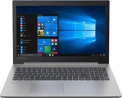 New Lenovo 330-15IGM 15.6'' HD Laptop Intel Celeron N4100 4GB 500GB DVD RW WIN10