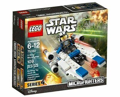 LEGO Star Wars 75160 U-Wing Migrofighter Series 4 (109 pcs) NEW Retired
