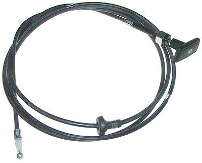 Mazda Mx6 & 626 New Factory Hood Release Cable 1993 To 1997 Mazda Mx6 Hood