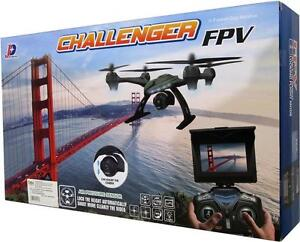 New - PIONEER DRONE COMPLETE WITH LIVE IN FLIGHT CAMERA FEED AND AUTO RETURN HOME!!!