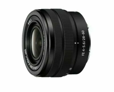SONY FE 28–60mm F4–5.6 SEL2860 lens - Bulk package