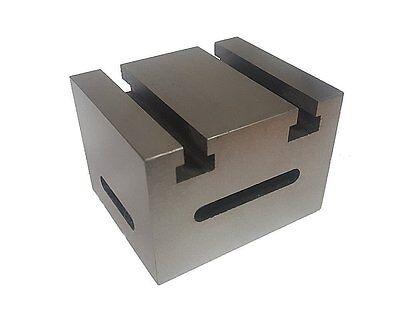 Aufspanntisch Aufspannwürfel T-Nut 2 x 10 mm 100 x 85 x 70 mm
