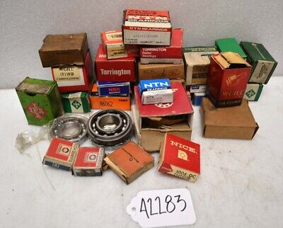 1 Lot Of Assorted Bearings Inv.42283