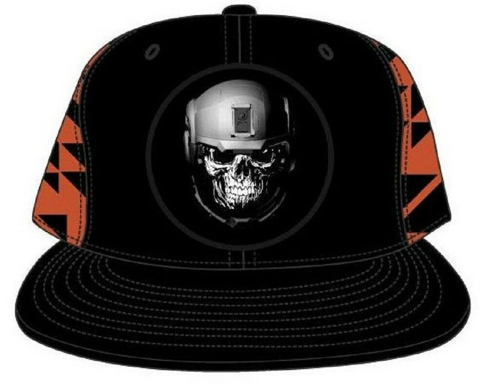 Call Of Duty Cap Know Your Enemy Infinite Warfare Snapback Baseball Mütze Kappe