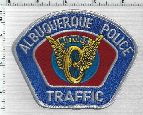 Albuquerque Police (New Mexico) 3rd Issue Transport Shoulder Patch