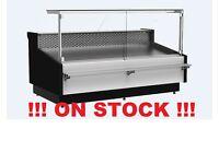 NEW £1518 incl VAT 200cm(6.6 feet) Serve Over Counter Display Fridge WCH-8