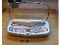 Marks & Spencers Portable Travel Manicure and Pedicure Kit Holiday Travelling
