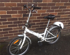 Crane folding bike on sale! Manly Manly Area Preview