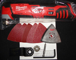 MILWAUKEE-M12-12-VOLT-MULTI-TOOL-2426-20-NEW-FREE-SHIPPING