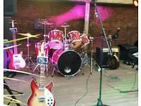 TRAK drum kit