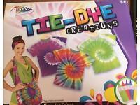 Tie dye game kids