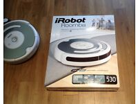 iRobot Roomba 530 Vacuum Cleaning Robot 5th Generation with Original Box