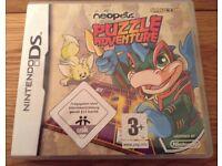 Neopets Puzzle Adventure Nintendo DS Game