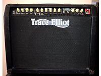 Trace Elliot hybrid valve guitar amplifier