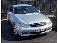 Mercedes CLK220 CDI Advantgarde