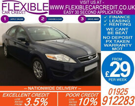 2013 FORD MONDEO 2.0 TDCI EDGE GOOD / BAD CREDIT CAR FINANCE FROM 29 P/WK