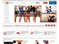 Dropshipping Business For Sale | Corsets, Bustiers and BodyShapers