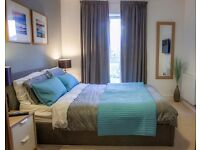 Smart double room close to town centre