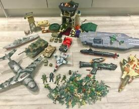 Army toys £12 for all