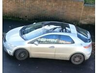 Honda civic for sale or swap for a diesel
