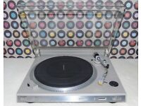 SONY PS-333 Full-Automatic Direct-Drive Turntable.