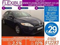 2013 FORD MONDEO 2.0 TDCI EDGE GOOD / BAD CREDIT CAR FINANCE AVAILABLE