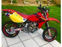 Honda XR650R Supermoto, Enduro, Akrapovic, BRP, xr650r, xr