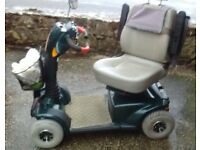 Comfort Coach IV Four wheeled Mobility Scooter
