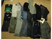 Joblot Men's Genuine Clothing - True Religon, Prada, Armani, Hugo Boss