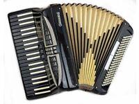 Guerrini Super Compact 41/120 Bass - 2 Voice - Piano Accordion