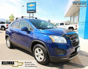 2014 Chevrolet Trax 1LT | Bluetooth | 16 Inch Alloys